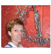Kymia : le sculpteur bronze