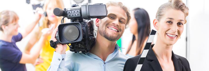 Réaliser un film promotionnel